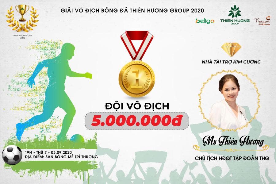 Giải vô địch bóng đá Thiên Hương Group