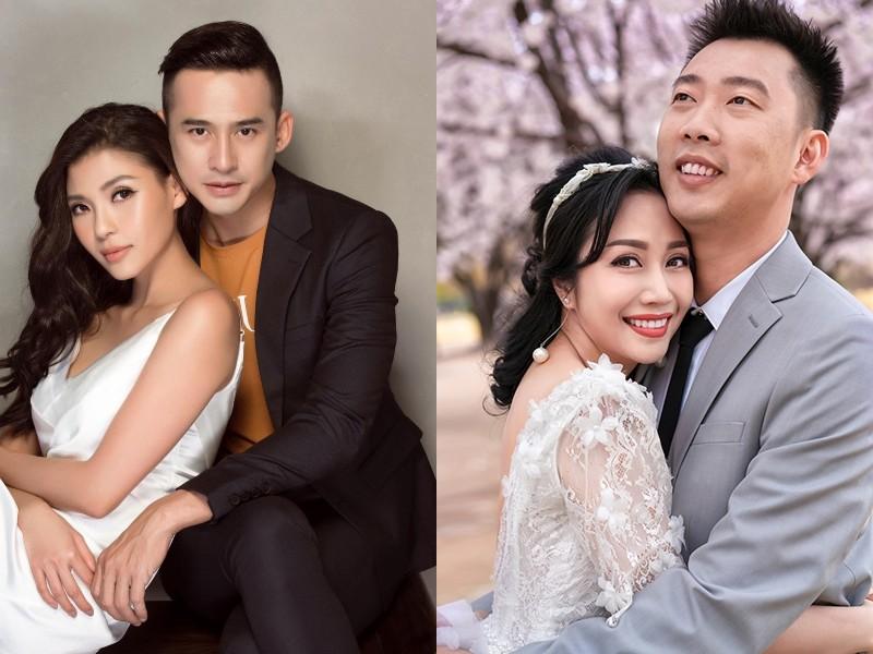 Bí quyết giữ lửa hôn nhân của sao Việt
