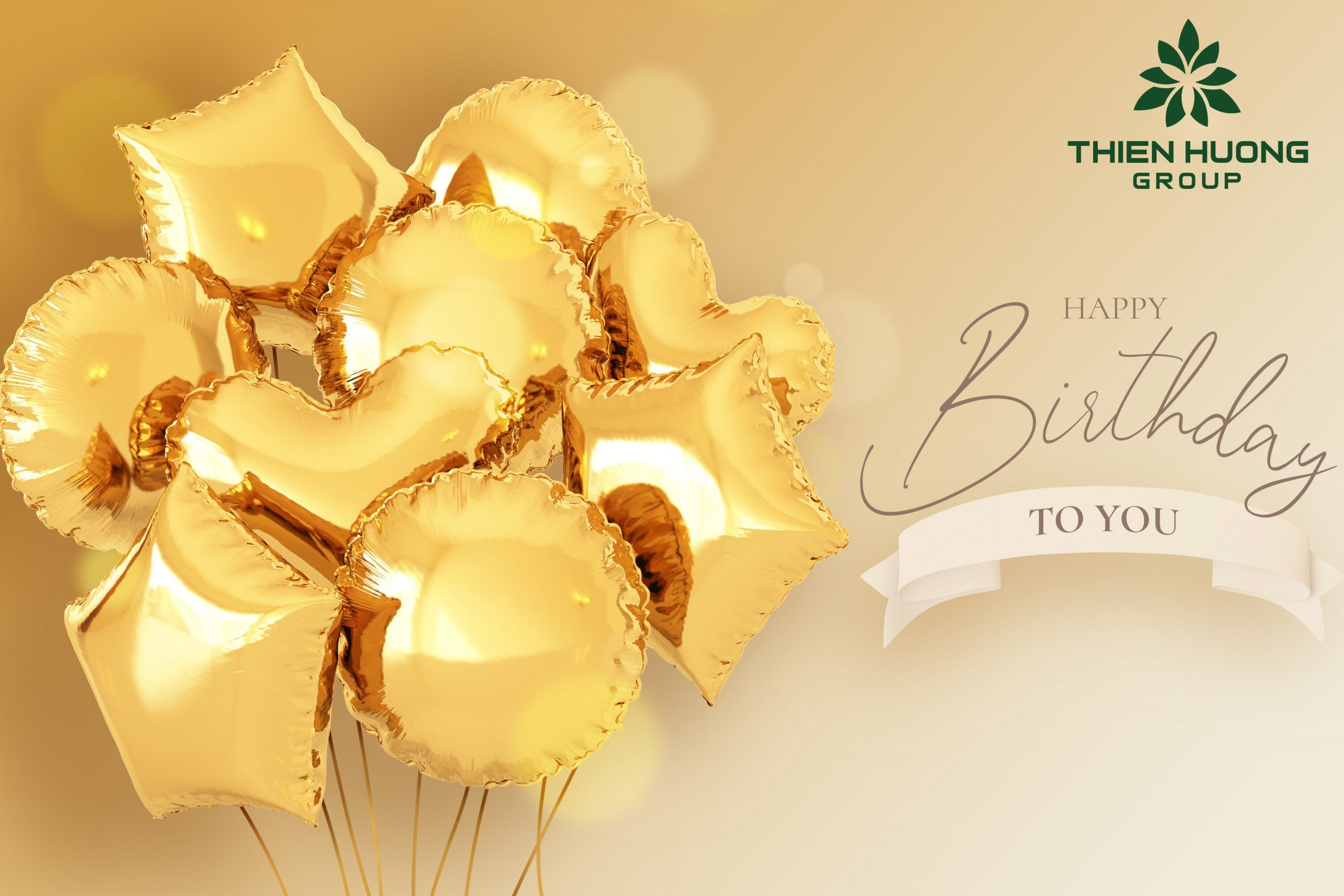 Thiên Hương Group Chúc mừng sinh nhật nhân sự Tháng 10